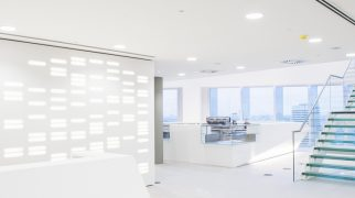 seamless ceiling system